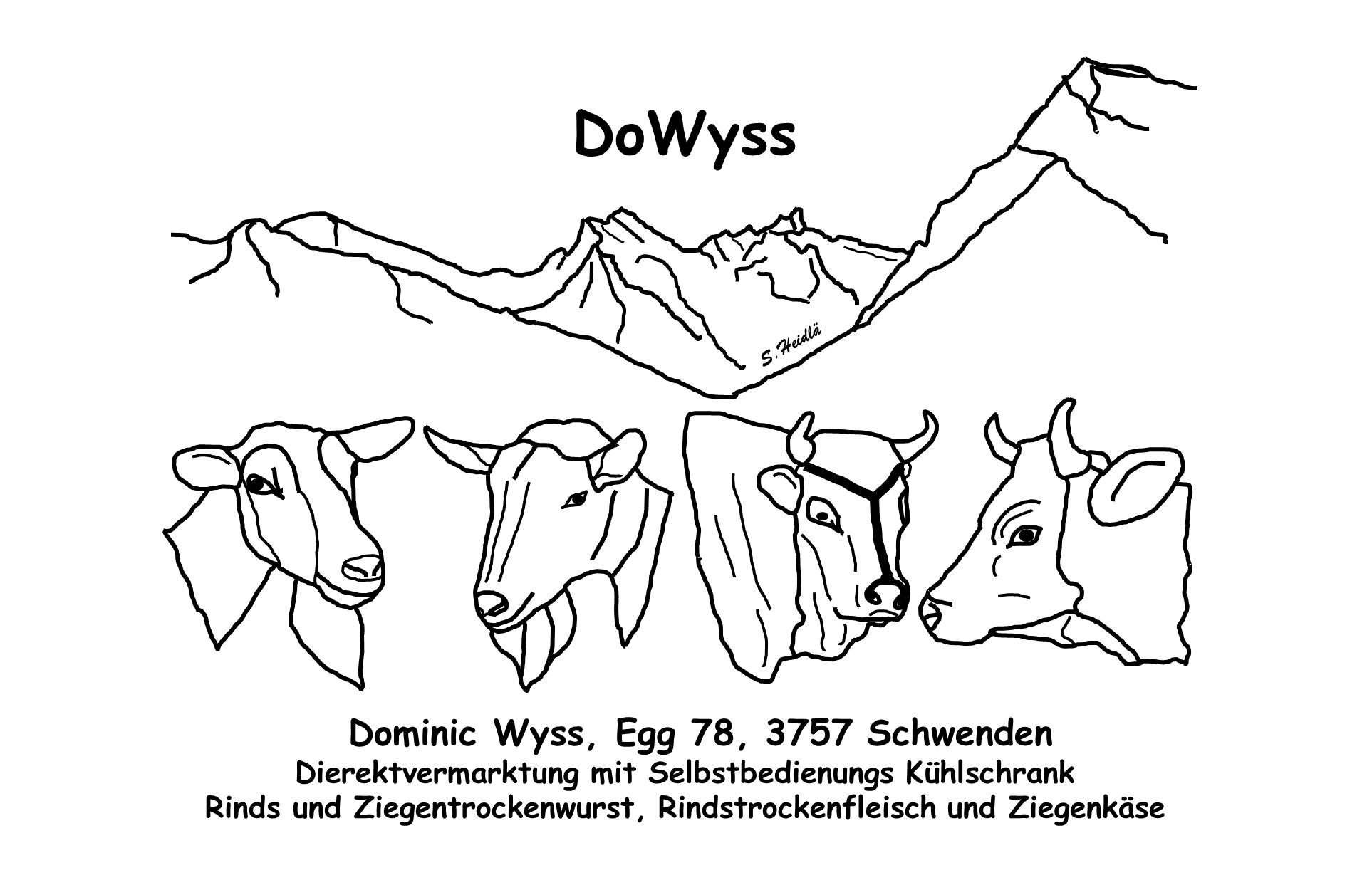 Logo Dominic Wyss