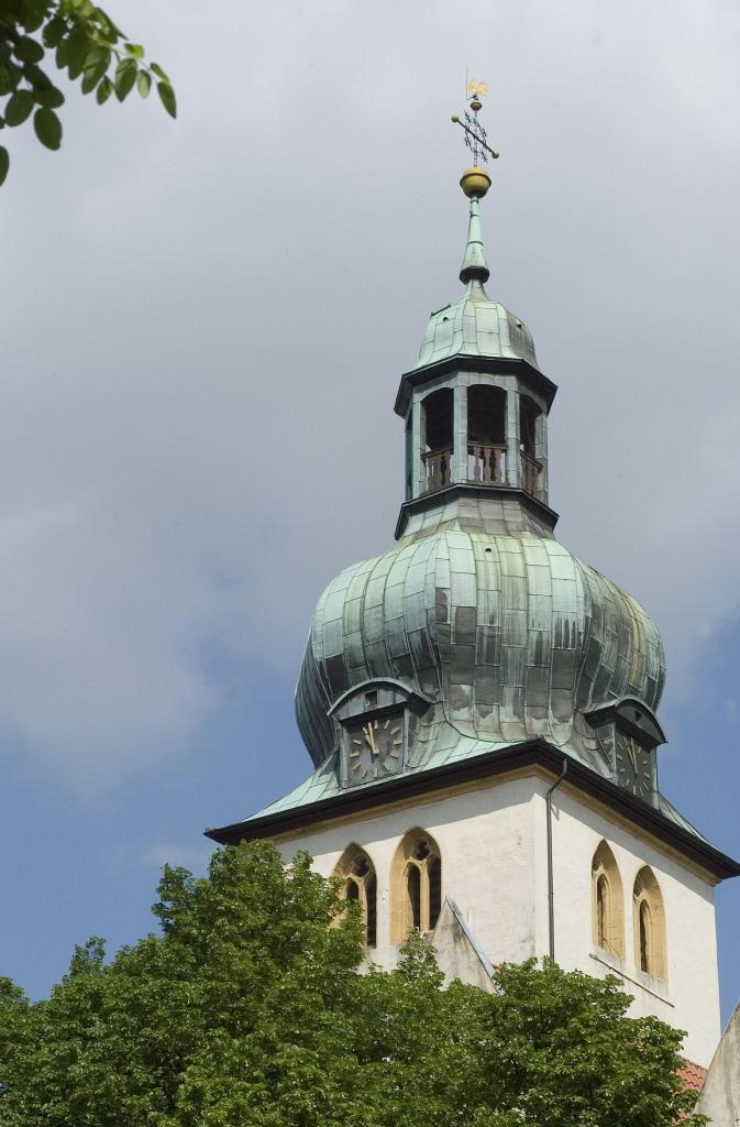 Turmhaube von St. Jakobi, Herford