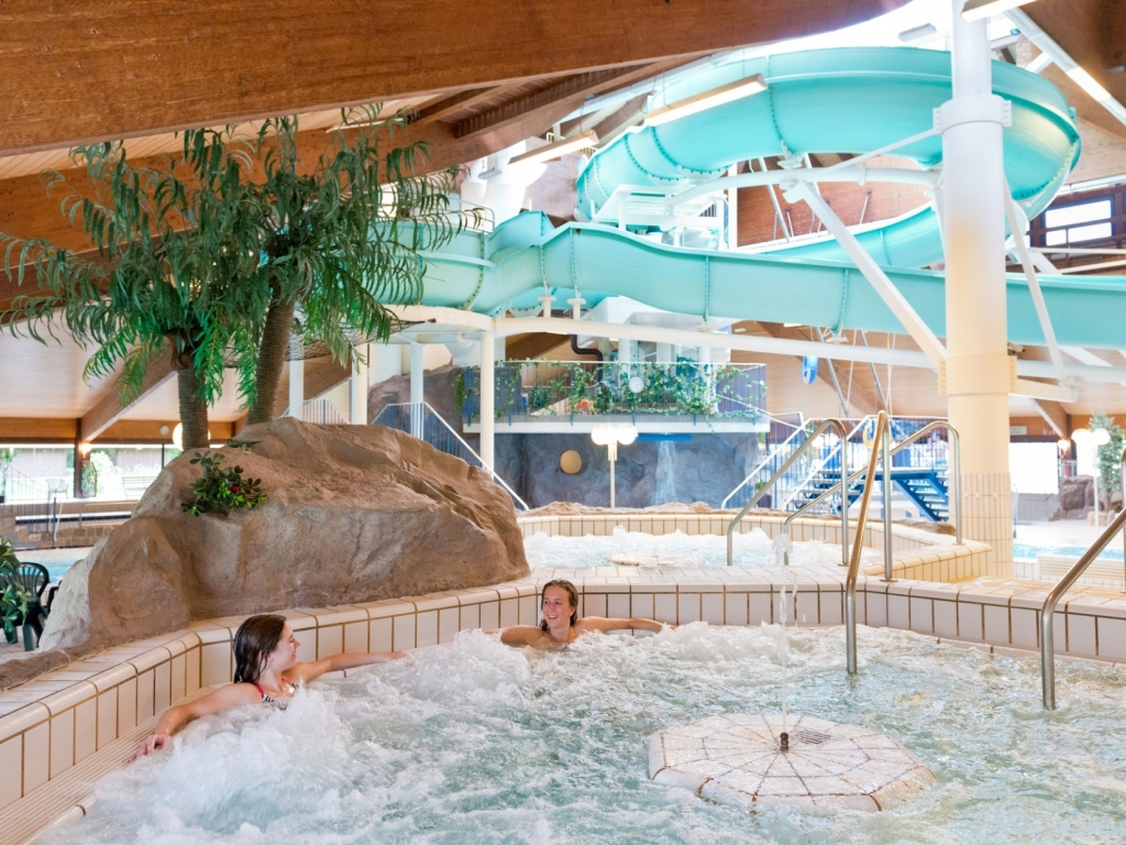 Landal Salztal Paradies in Bad Sachsa - Whirlpool