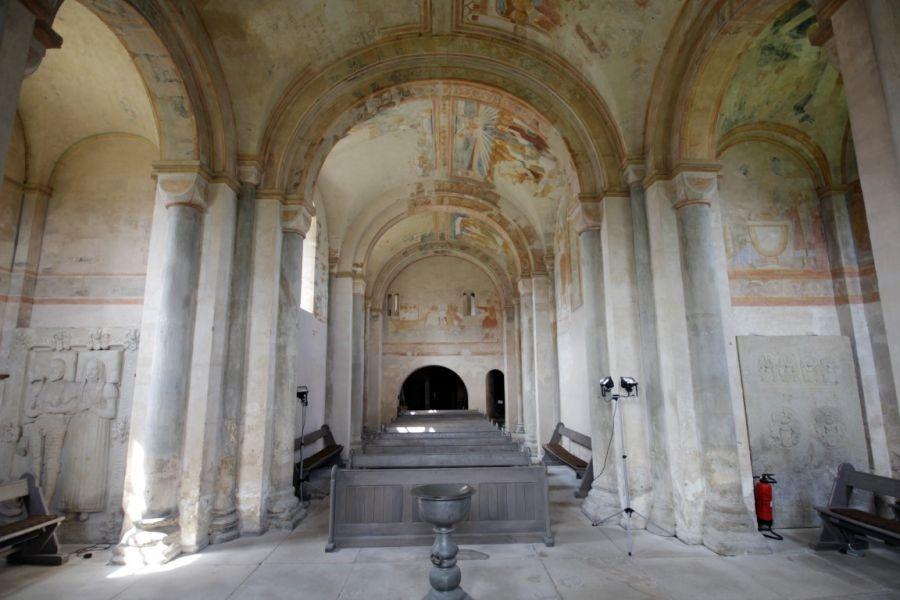 Sigwardskirche von innen