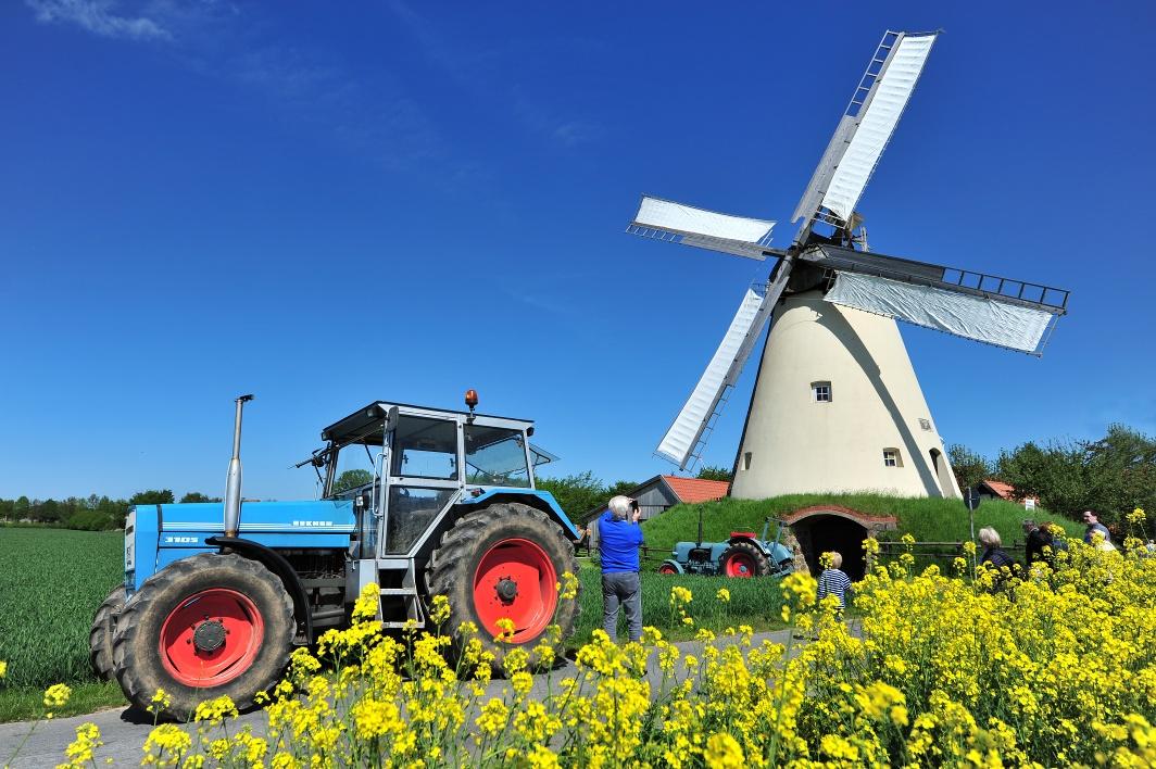 Windmühle Südhemmern 1