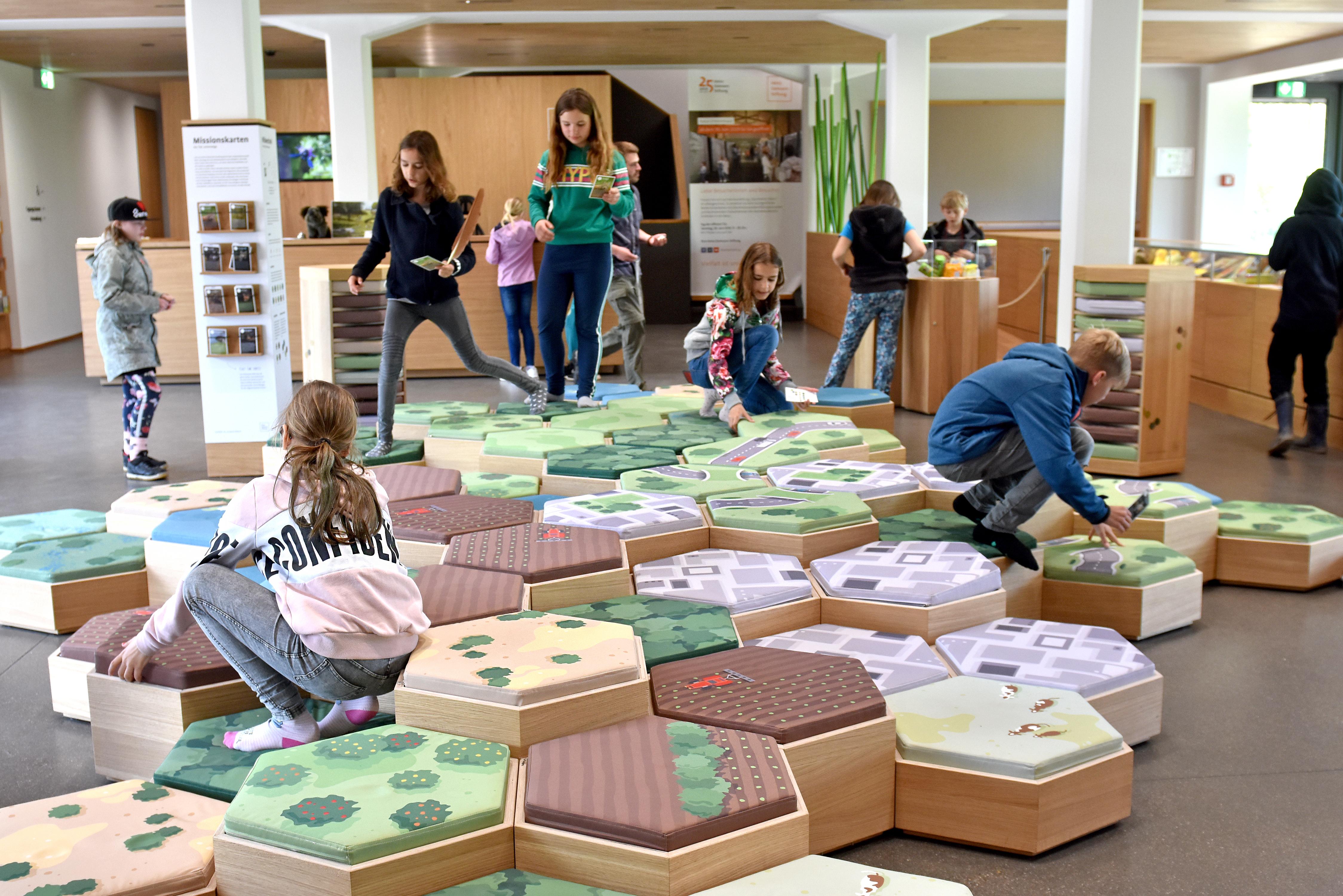 Heinz-Sielmann-Stiftung, Natur-Erlebniszentrum