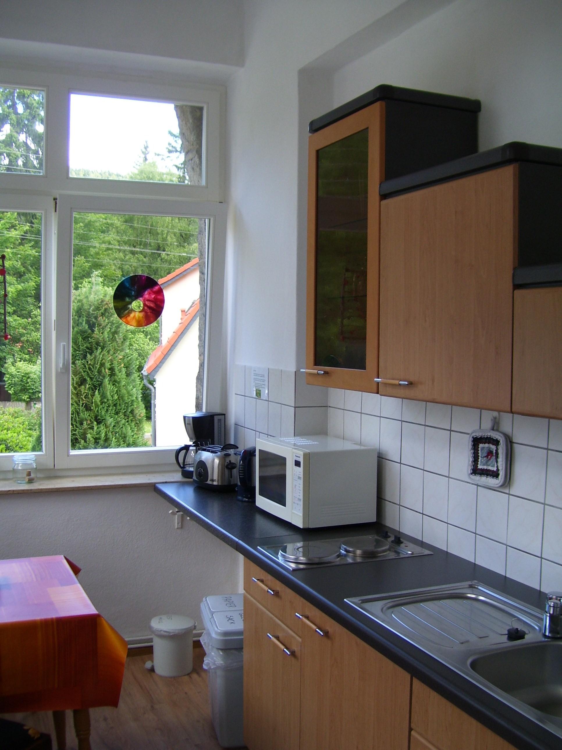 Friedegerns Ferienwohnungen in Schierke - Küche