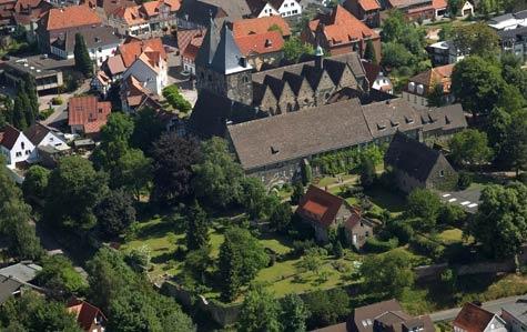 Luftaufnahme Obernkirchen