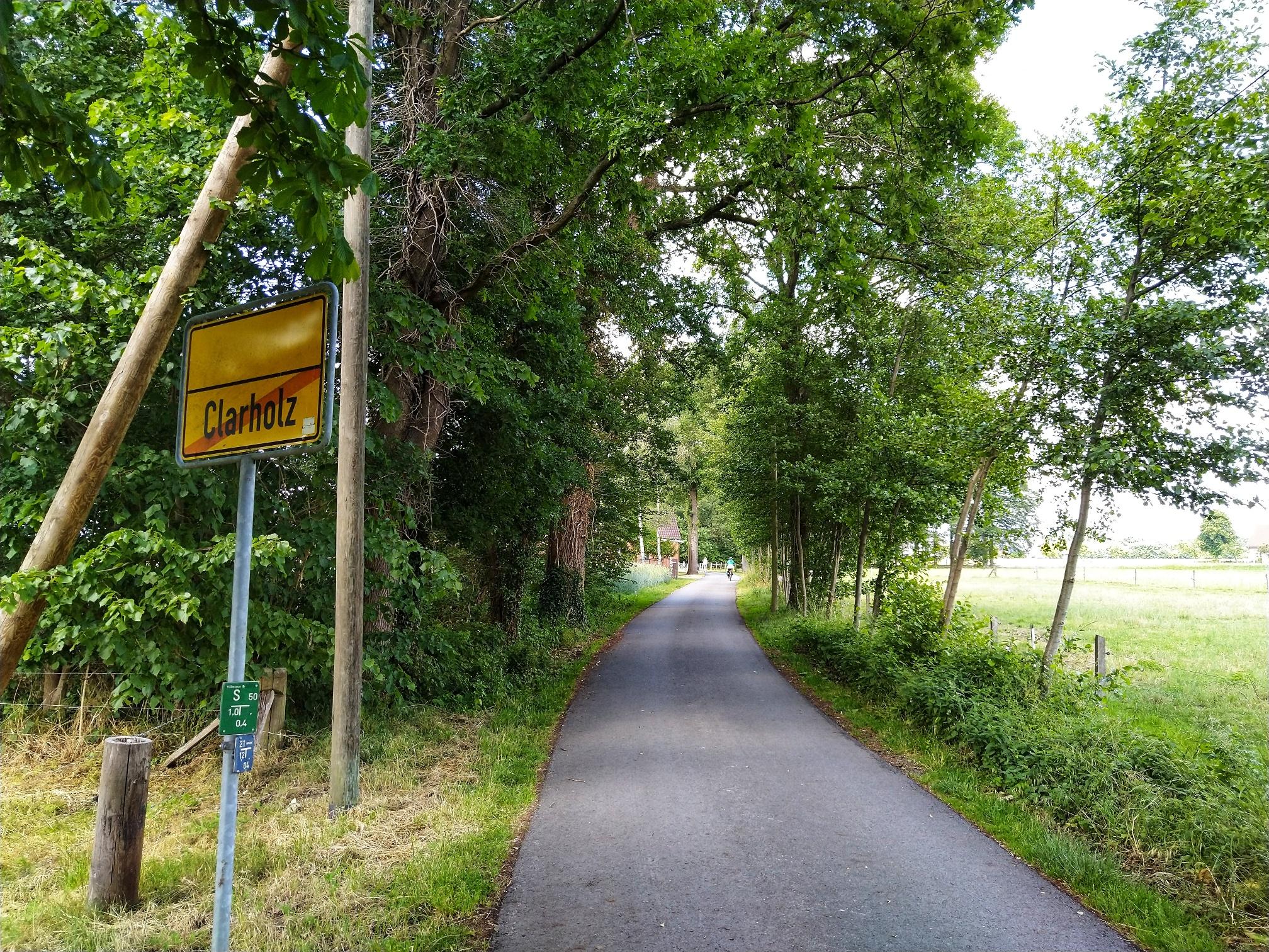 Radrundweg R 19 Herzebrock-Clarholz