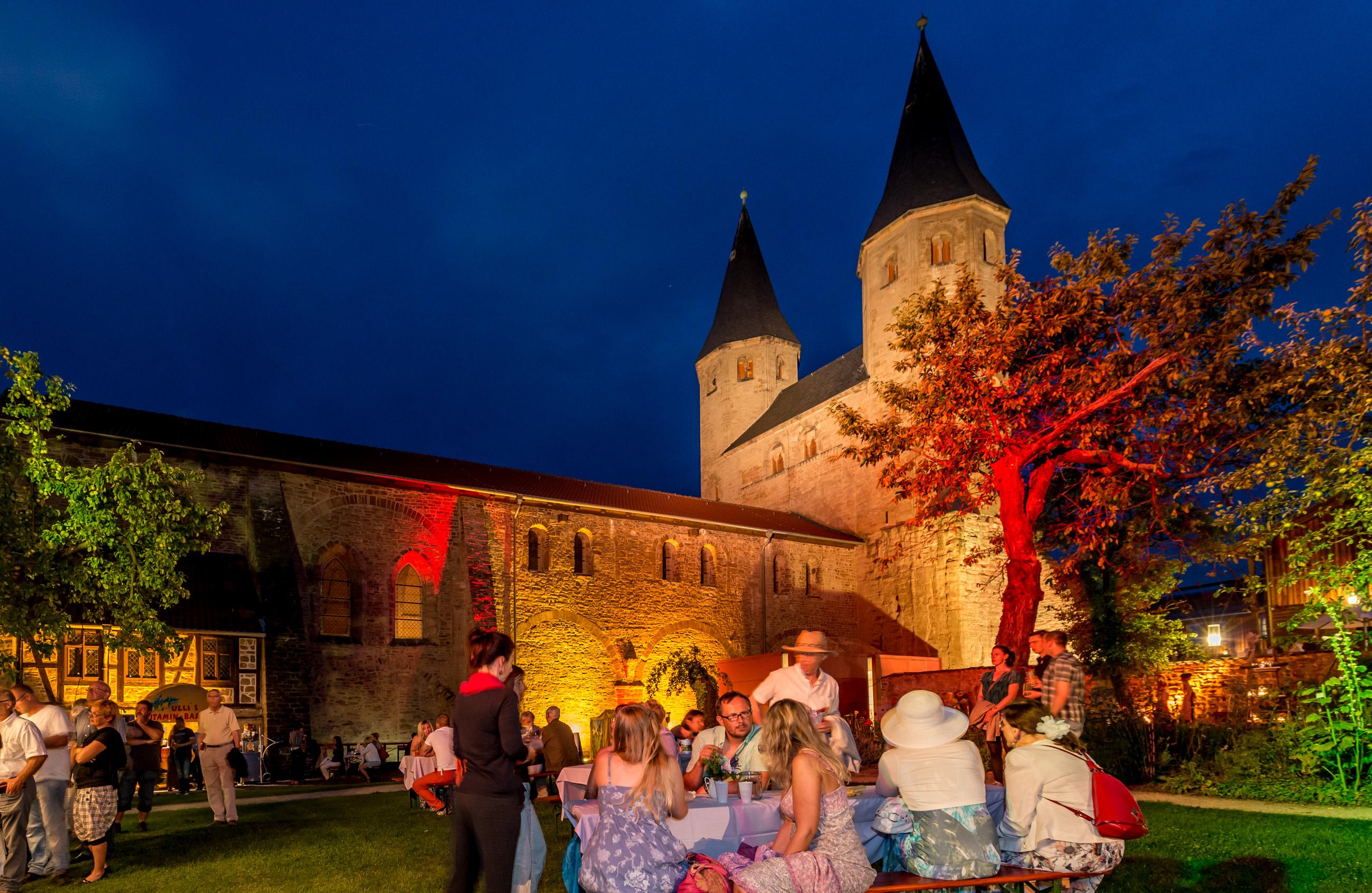 Kloster Drübeck Romantische Nacht