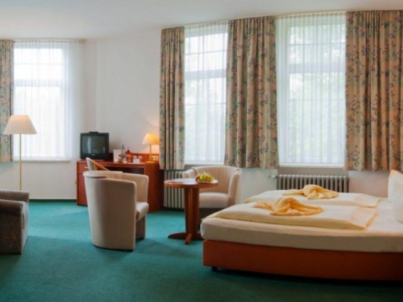 Regiohotel Quedlinburger Hof - Doppelzimmer