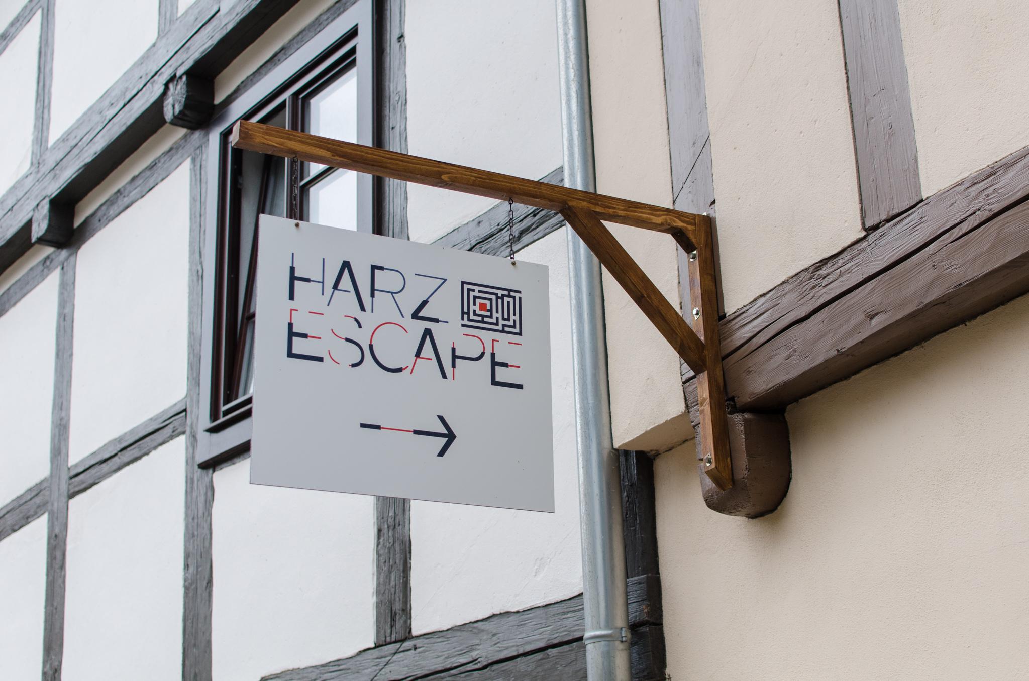 Harz Escape / Eingangsbereich