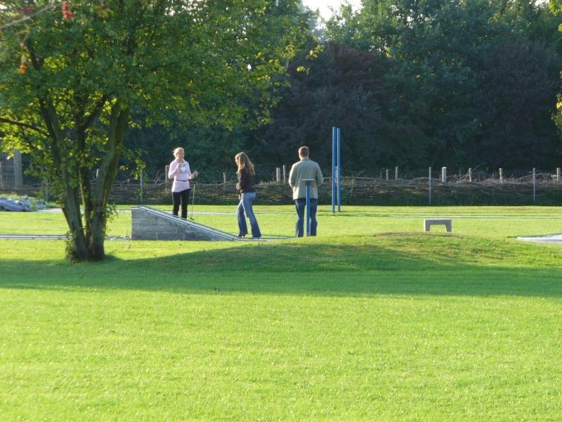 Minigolfanlage im Schloß- und Auenpark