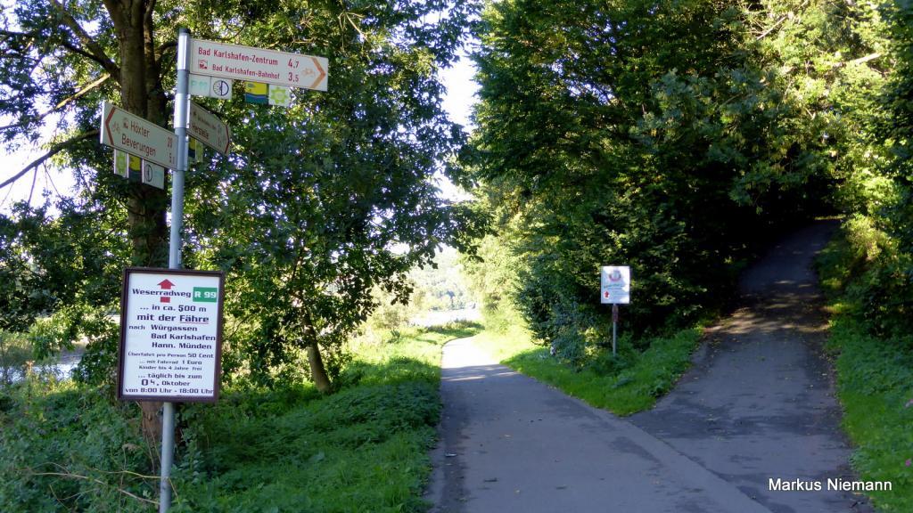 Weserhöhen_Abzweig_vor_Herstelle