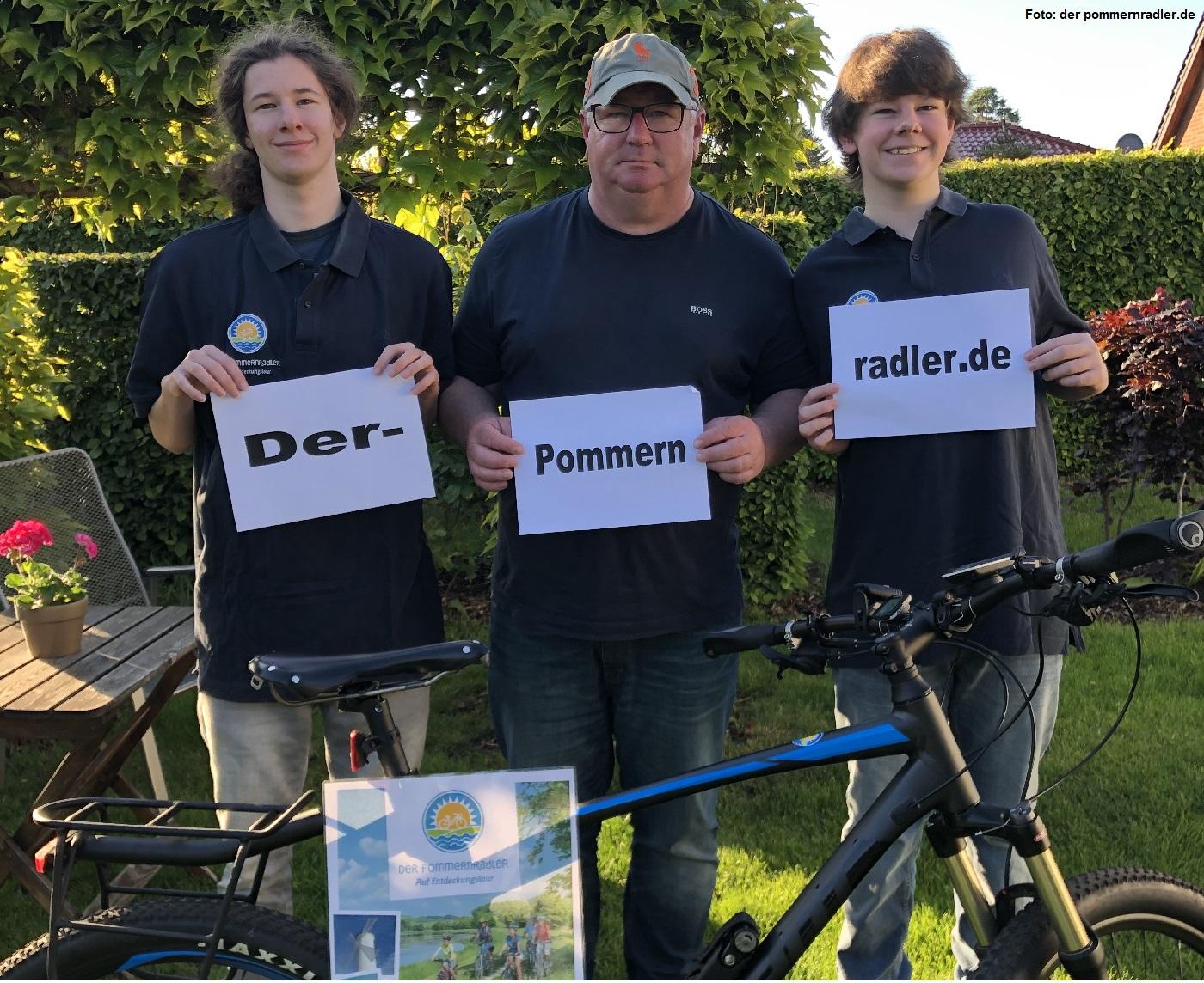 Geführte Radtour mit dem Pommernradler 3-Insel-Tour: