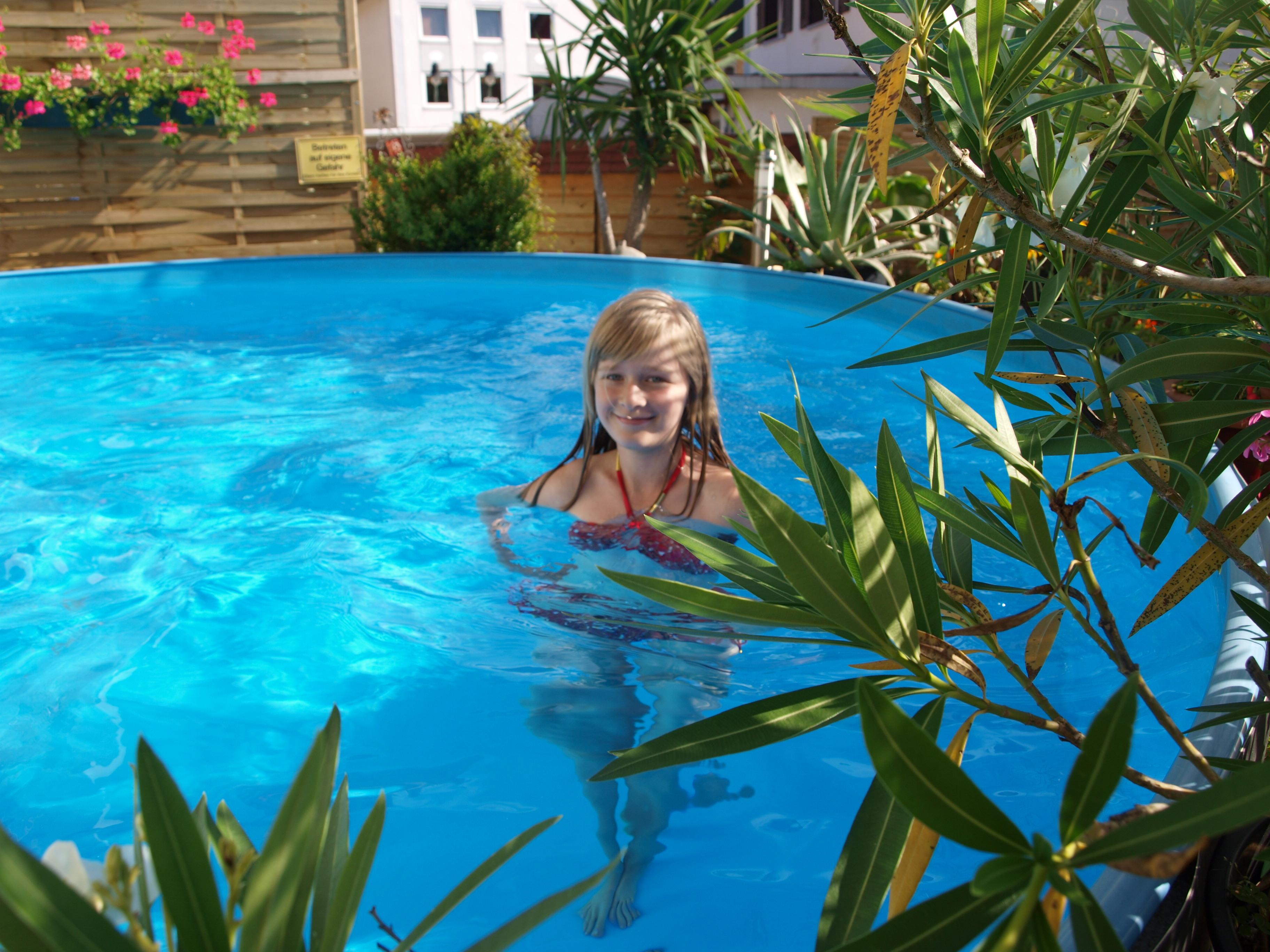 Ferienwohnung Rittler, Pool