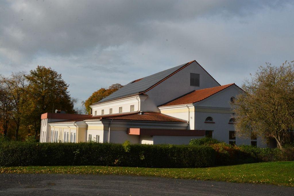 Stadthalle in Brakel